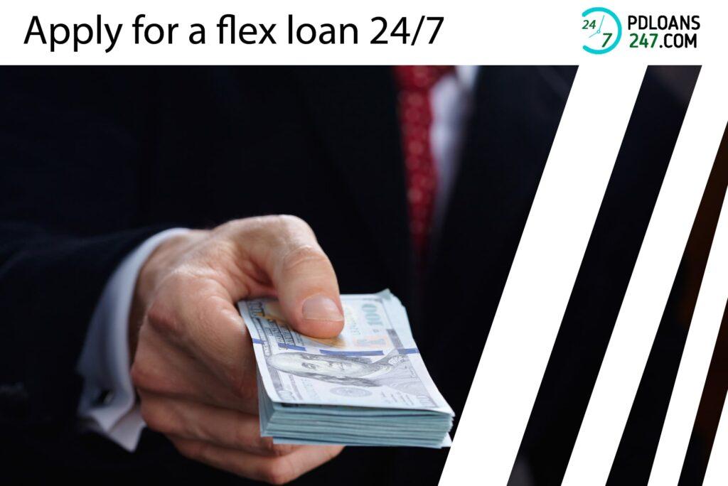 Flex loans online no credit check 9/9